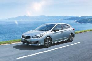 スバル・インプレッサ改良モデルが発売! e-BOXERやSTI Sportを追加設定