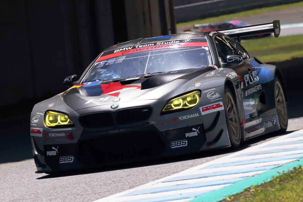 Team Studie、来季スーパーGTでは新型BMW M4 GT3を投入予定。浮上のきっかけとなるか?