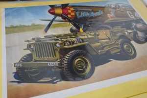 【プラモデルの箱絵】手描きにこだわる理由 実際に戦車に乗ることも