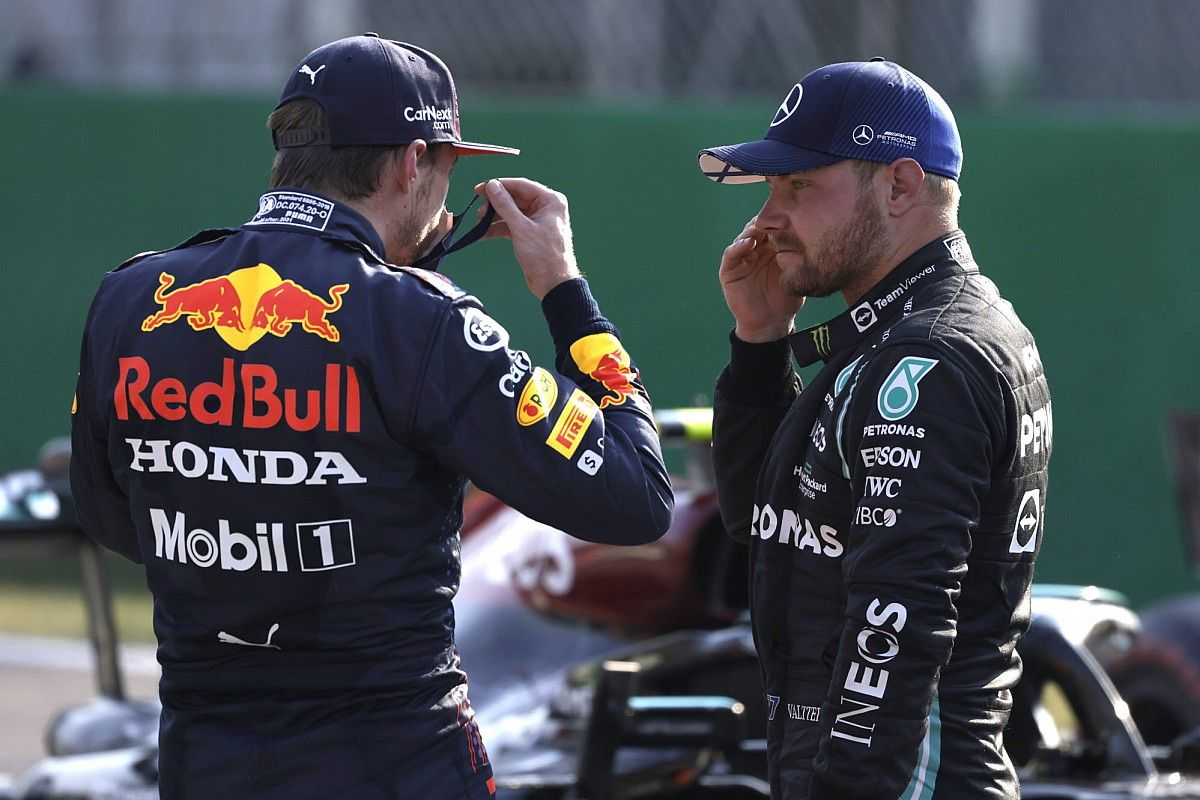 """バルテリ・ボッタス、F1イタリアGPは土曜日まで""""完璧""""……でも決勝は最後尾スタート「僕は最後まで諦めない」"""