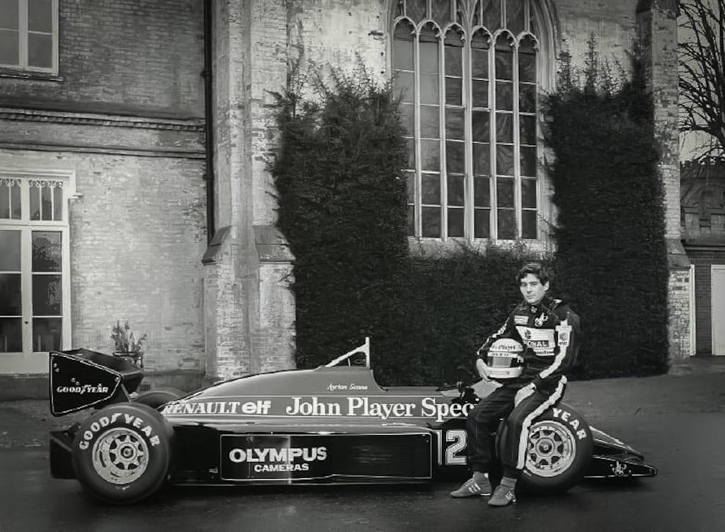 アイルトン・セナがロータスF1で初勝利してから35年。その偉業を振り返る