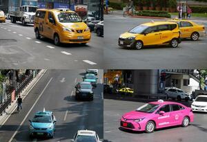 日本に負けじと百花繚乱! 多様化が進む「世界のタクシー」車種事情
