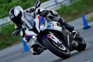 バイクに「M」の冠はBMW史上初 ベースマシン「S1000RR」は気付けば速いスーパースポーツだった