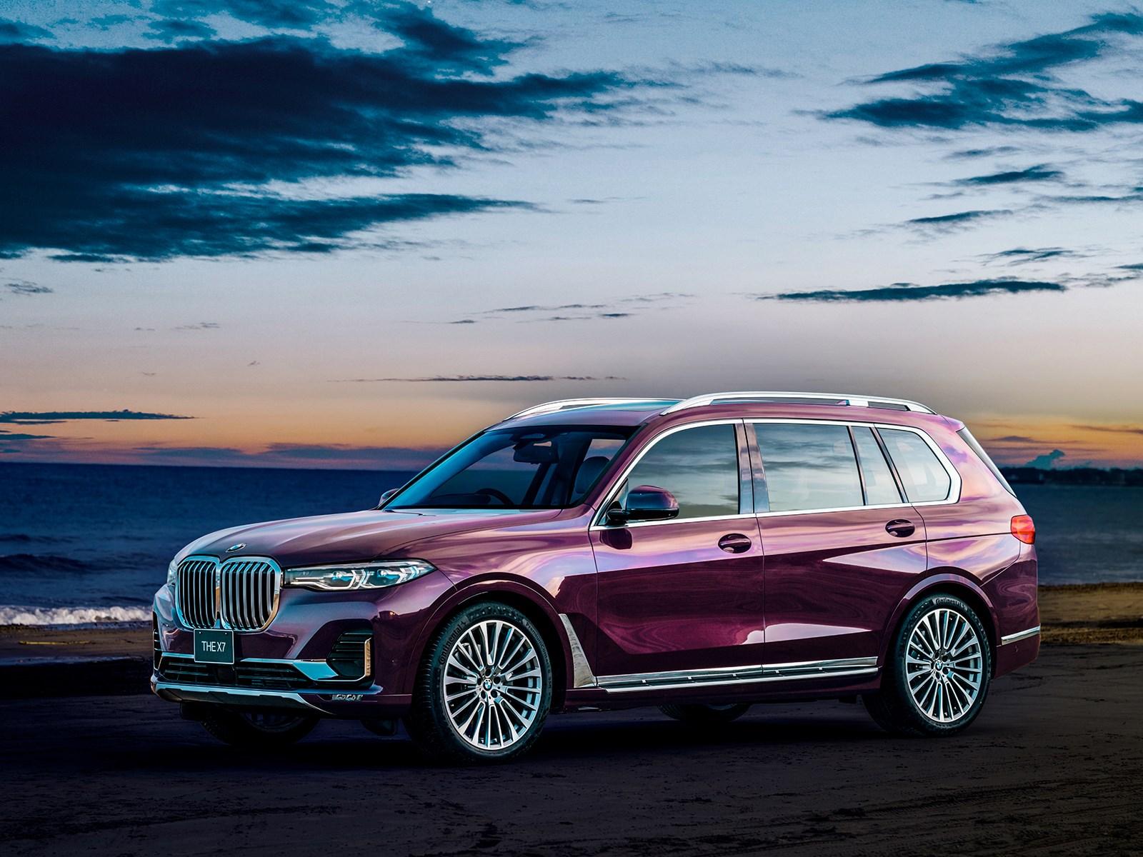 "BMW、名匠シリーズ第三弾 ""西陣""とコラボした3台限定の特別なX7を発売"