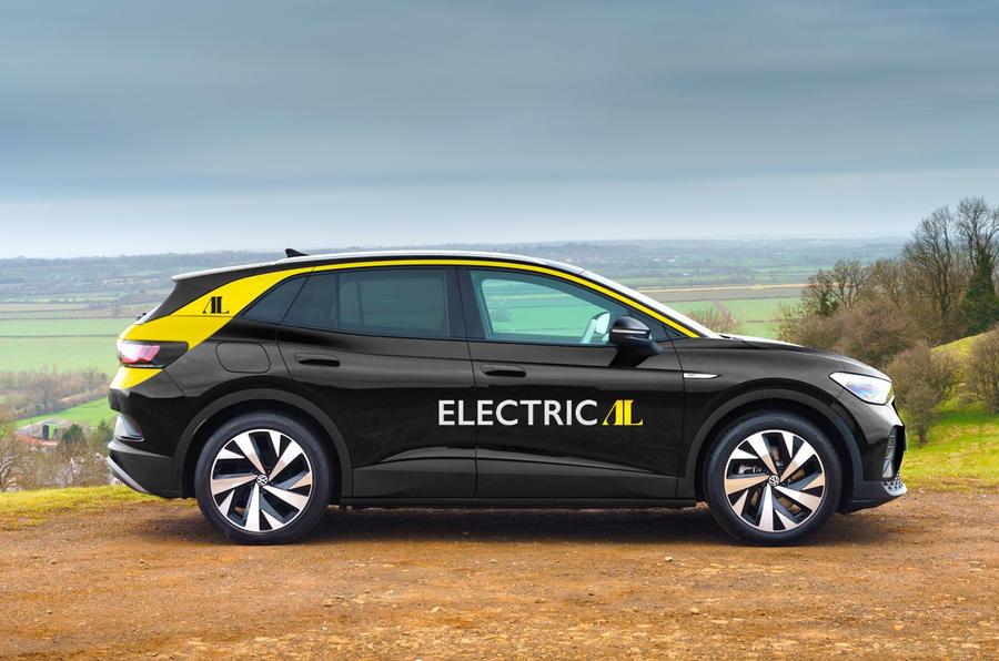 【4000台を電動化】ロンドン最大級のハイヤー業者、EVへ移行開始 毎日2万回の「CO2ゼロ移動」が可能に