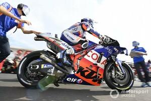【MotoGP】レッドブル、テック3・KTMのスポンサーを今季限りで終了か?