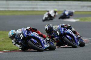 激しい首位争いのなか赤旗で終了。優勝はヤマハの野左根航汰/全日本ロード第3戦オートポリス JSB1000レース1
