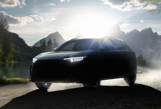 SUBARUがトヨタと共同開発する電気自動車SUVの車名を「ソルテラ」に決定したと発表