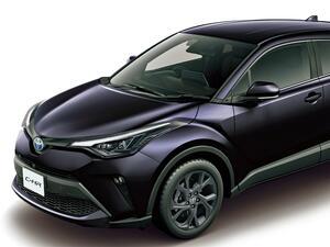 トヨタ C-HRにブラックを基調にした特別仕様車「モード ネロ セーフティプラス II」を設定。