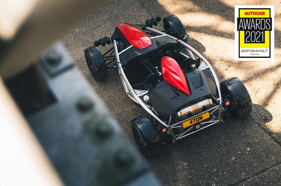 【チームで作るアリエル・アトム】ベスト・ドライバーズカーの誕生現場 AUTOCARアワード2021