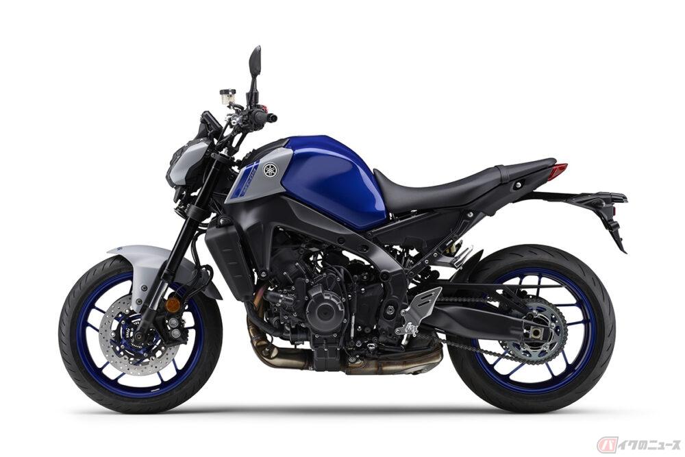 ヤマハ新型「MT-09」発売 大幅進化したMTシリーズのフラッグシップが日本市場に登場