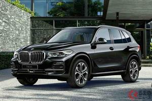7人乗りの「X5」! BMW「X5 xDrive35d PLEASURE3 EDITION」が登場