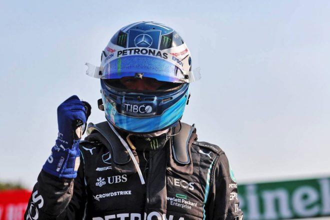 ボッタスが完勝も、フェルスタッペンがポールへ。角田は接触が響き16番手【スプリント予選レポート/F1第14戦】