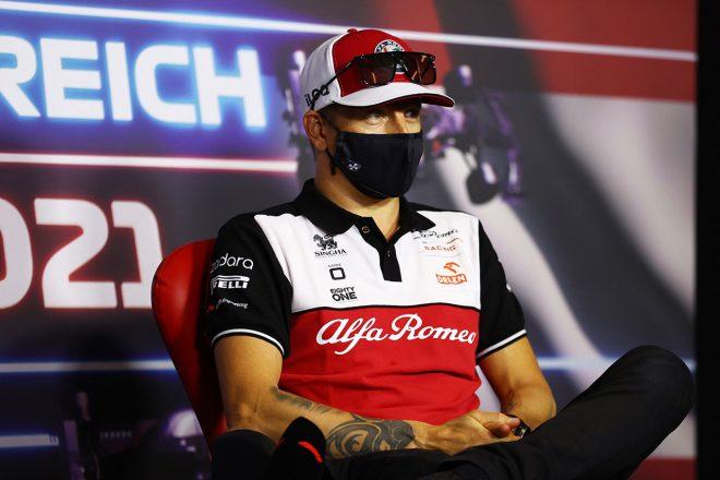 """天性の速さと裏表のなさに誰もが夢中。F1ファンの心のなかに""""最高のキミ・ライコネン""""がいる"""