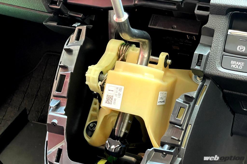 「ホンダN-ONE RS用クイックシフター登場」20%のショートストローク化が走りを変える!