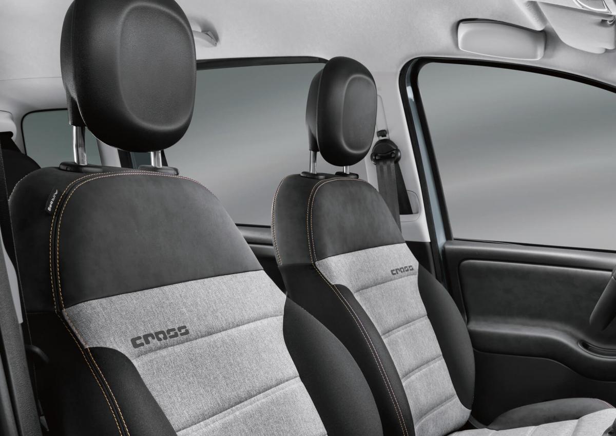 フィアット・パンダに限定車「クロス4×4」登場! 限定215台のクロスオーバーSUVテイストモデル