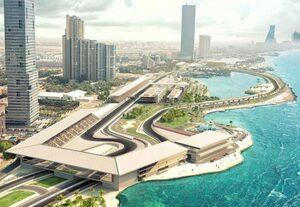 初のF1サウジアラビアGPに向けサーキット建設は順調「世界最高レベルのコースになる」と設計者