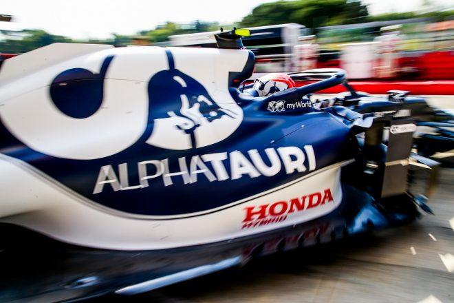 ホンダ、両セッションでトップ3。角田のPU部品交換は「データに気になる部分があったため」と田辺TD/F1第2戦金曜