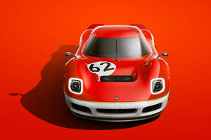 【エンジンはトヨタ由来】ラドフォード・タイプ62-2 英国デビュー クラシックな新型スポーツカー