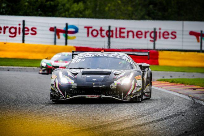 スパウェザーが生んだ名ドラマ。フェラーリがアウディを再逆転し、スパ24時間で17年ぶり勝利