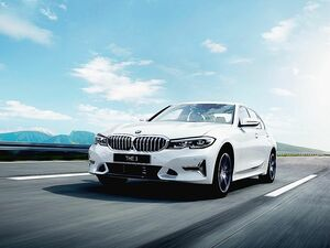 BMWジャパン、「3」「5」「7」シリーズに設立40周年記念限定車を設定 記念バッジや専用装備を用意