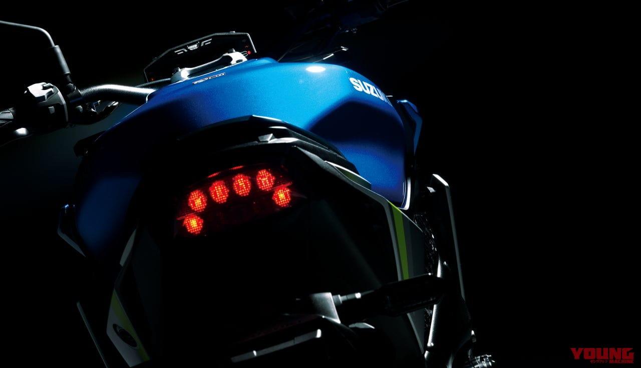 スズキ新型「GSX-S1000」登場! ウイング採用の新デザインとパワーアップしたエンジン