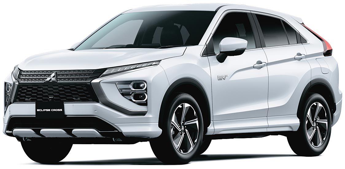 三菱自動車、「エクリプスクロス」をマイナーチェンジ PHEV追加