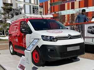 シトロエンの特装車「ル・プティ シトロエン」を2021年2月28日までアーバンドック ららぽーと豊洲で展示中