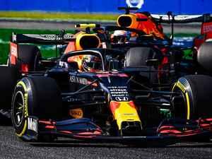 F1第8戦イタリアGP開幕、ホンダ勢は好調なスタート。しかし初日のトップタイムはハミルトン【モータースポーツ】