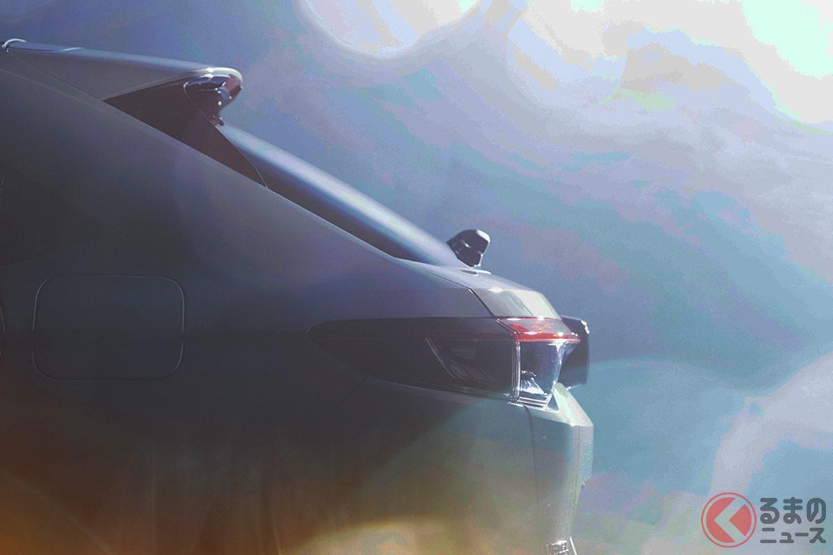 ホンダ人気SUVを8年ぶり全面刷新! 新型「ヴェゼル」クーペSUVで登場!