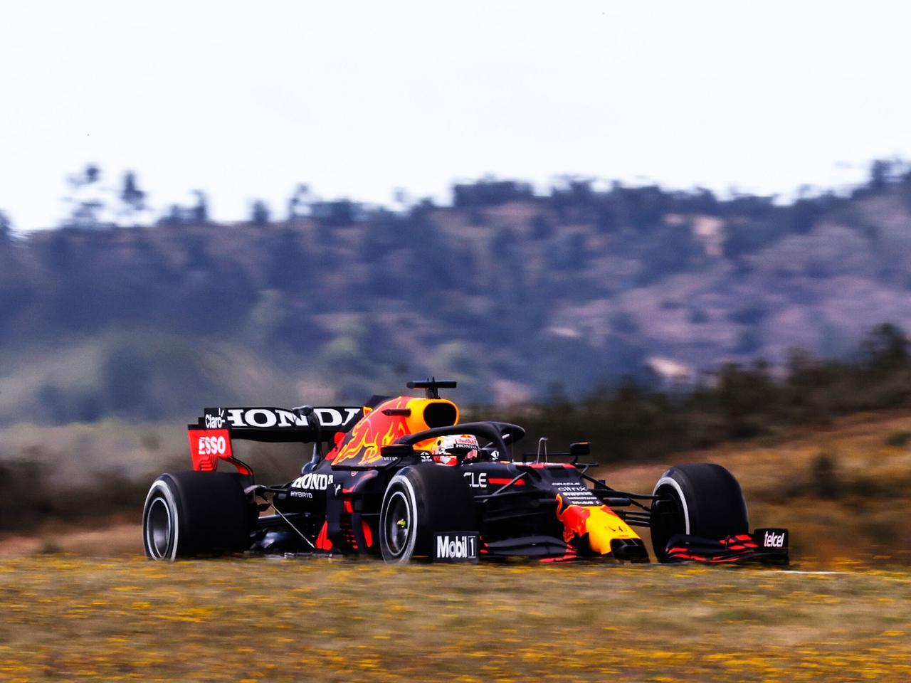 2021年F1第3戦 ポルトガルGP開幕、フェルスタッペンが僅差の2番手につける【モータースポーツ】