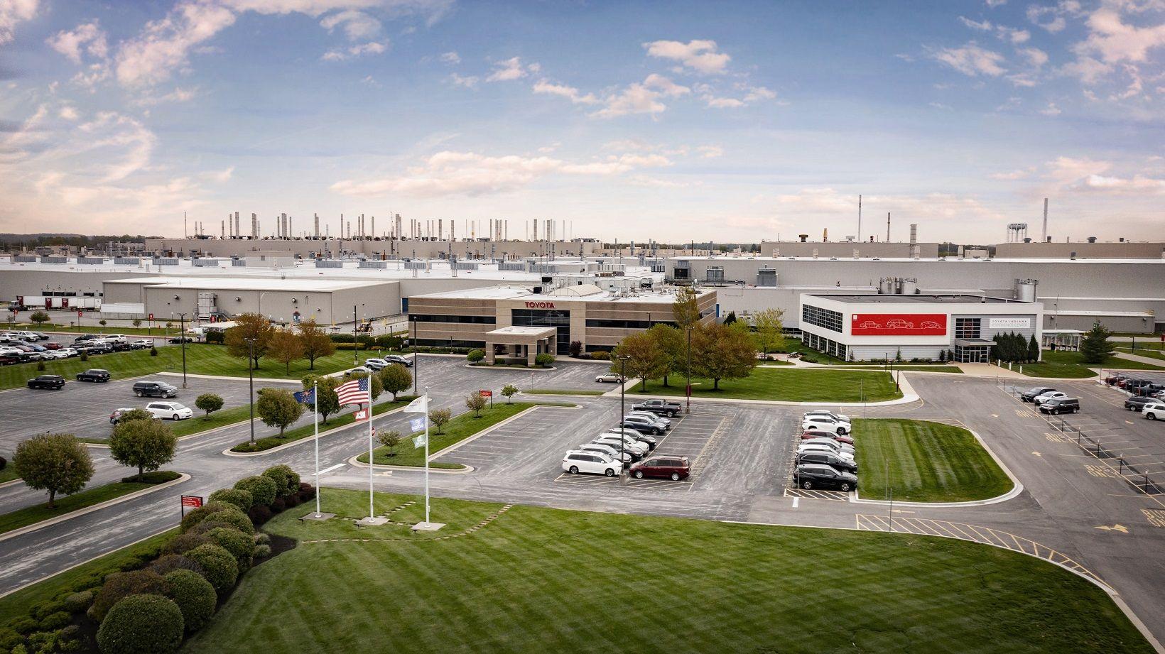 トヨタ、新たに米国インディアナ工場で3列シートSUVを2車種生産 トヨタとレクサスで投入