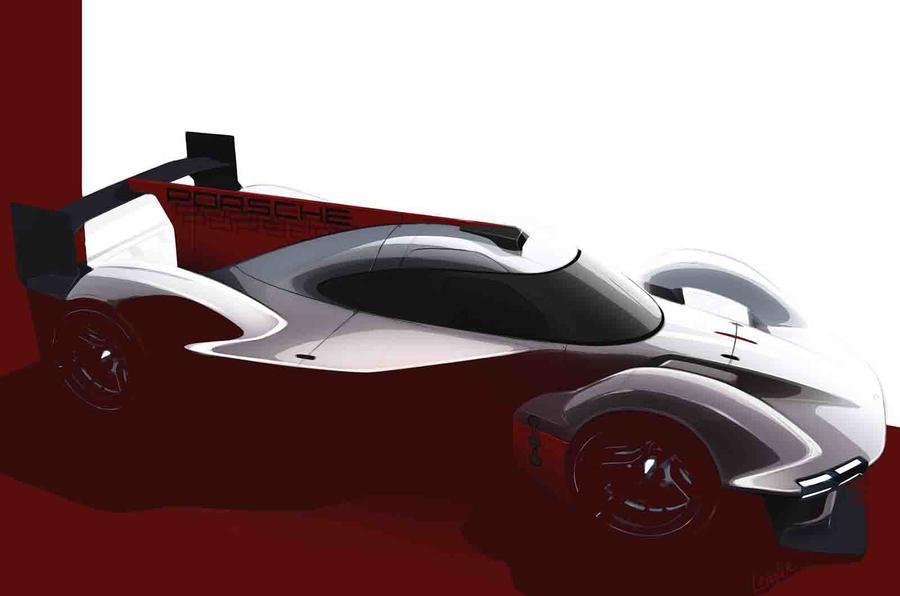 【2大耐久レースに】ポルシェ、ペンスキーと提携発表 WEC&IMSA参戦で 2023年