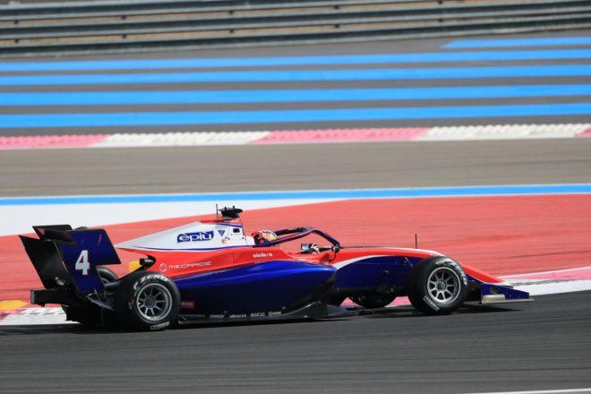 レッドブル育成のドゥーハンが初優勝。岩佐歩夢は7位で3レース入賞を果たす【FIA-F3第2戦フランス レース3】