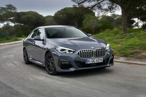 """『BMW 2シリーズ グランクーペ』にクリーンディーゼル搭載の""""218d""""が追加設定"""