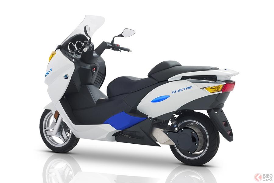 日産「eペダル」のような操作感!? 回生ブレーキを備えたADIVA製電動バイク「VX-1」が登場