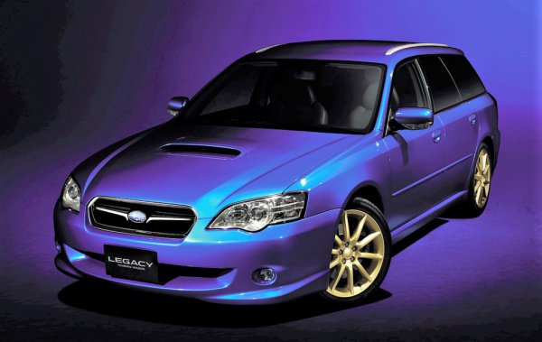スポーツワゴンを確立した歴史的な名車 レガシィツーリングワゴンを今こそ欲しい!