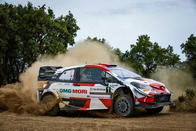 トヨタWタイトルに追い風。鍵はテストでのセットアップ最適化とオジエのドライビング/WRCイタリア