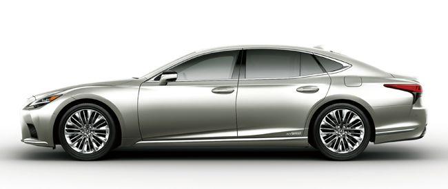 レクサスLSがマイナーチェンジ。レクサス独自の上質な走りの深化や内外装の仕様変更などで高級セダンとしての存在価値をいっそう高める