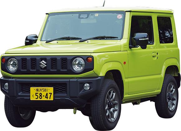 機能美を感じさせるデザインで大人気!スズキのクロカンSUV「ジムニー」の色褪せない魅力