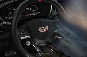 キャデラック Vシリーズ最強の「ブラックウイング」、2021年夏に始動! ティーザーフォトを公開
