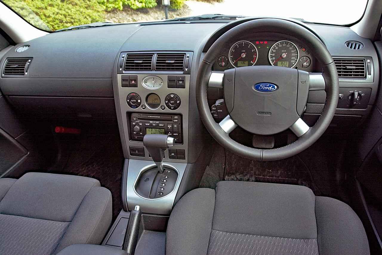 【懐かしの輸入車 17】2代目となったフォード モンデオは性能も価格も要注目のモデルだった