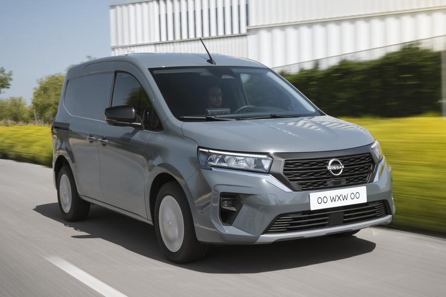 日産 新型商用車「タウンスター」をヨーロッパで発表【動画】