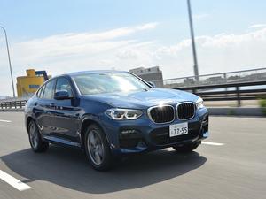 【試乗】新型 BMW X4 20d │ 本格派SUVクーペに高回転型のパワフルなディーゼルは相性抜群!