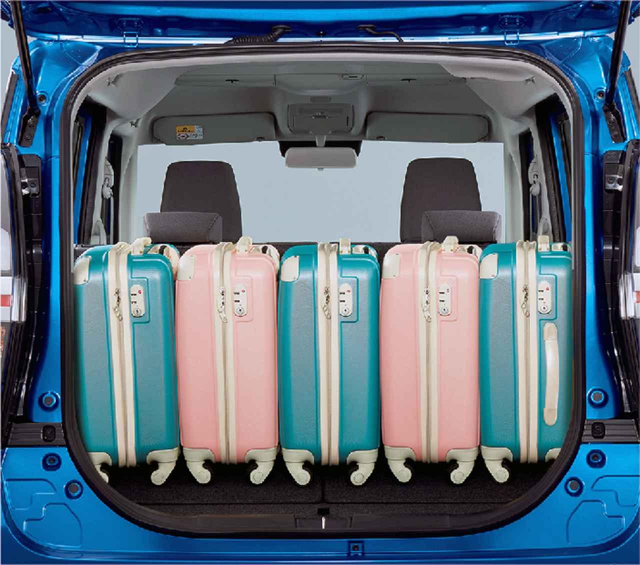スズキ ソリオ/ソリオバンディットをフルモデルチェンジ。サイズアップで荷室空間も拡大