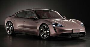 ポルシェのEVスポーツサルーン「タイカン」に後輪駆動モデルが登場