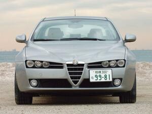【ヒットの法則176】日本仕様のアルファ159は成熟したグローバルカーに進化していた