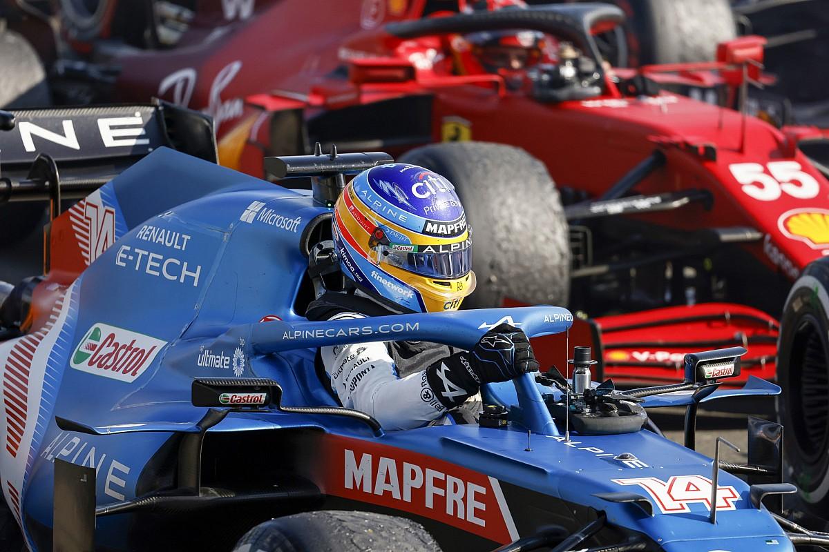 アロンソ、ついに40歳の大台迎える。F1現役は「想定していなかった」と認めつつもエンジョイ中