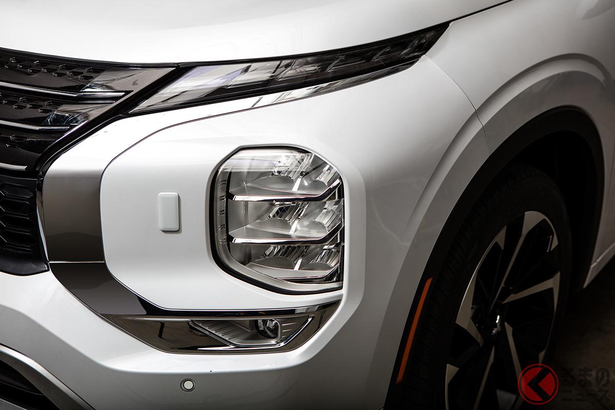 三菱 新型「アウトランダーPHEV」初の3列SUV化で8年ぶり全面刷新へ! 2021年冬発売