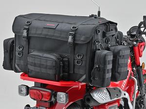 自分仕様にできるシートバッグ! デイトナから「キャンプシートバッグシステム」が6月上旬発売
